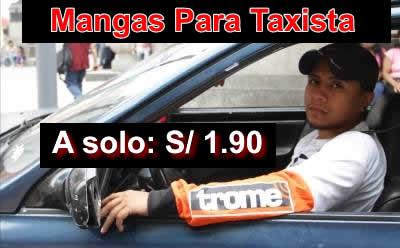 mangas para taxistas